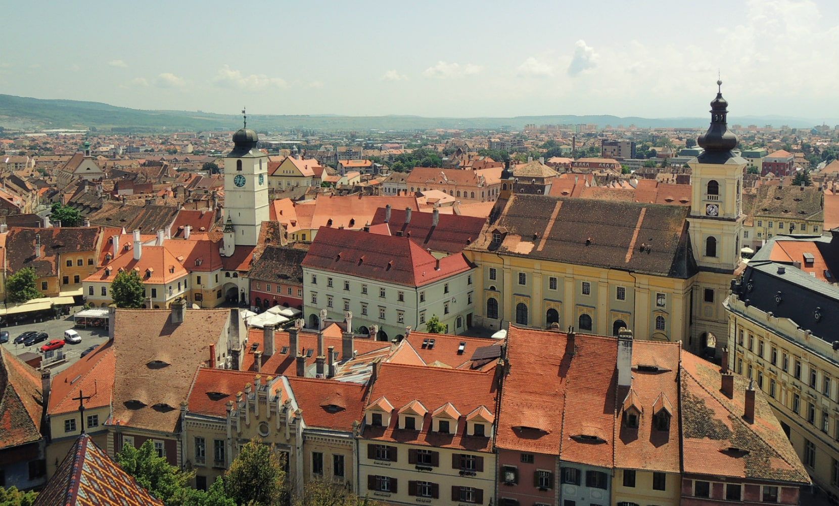 The hidden stories of the 7 towers of Sibiu image