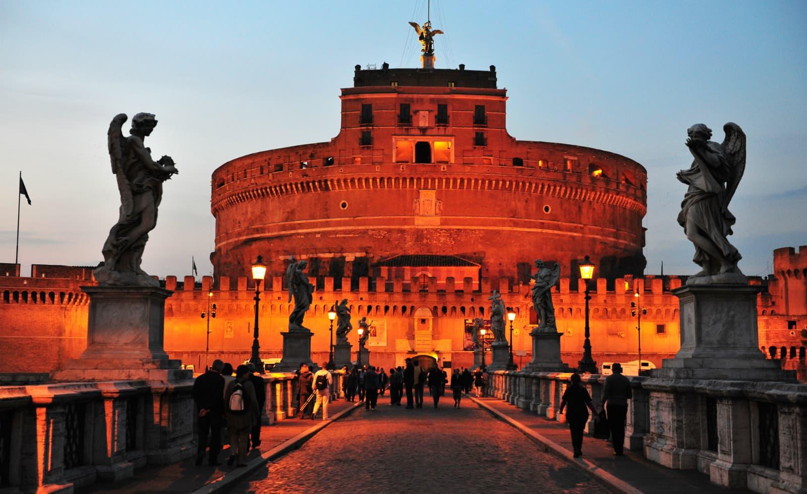 Angels & Demons of Rome: Revenge of the Illuminati image