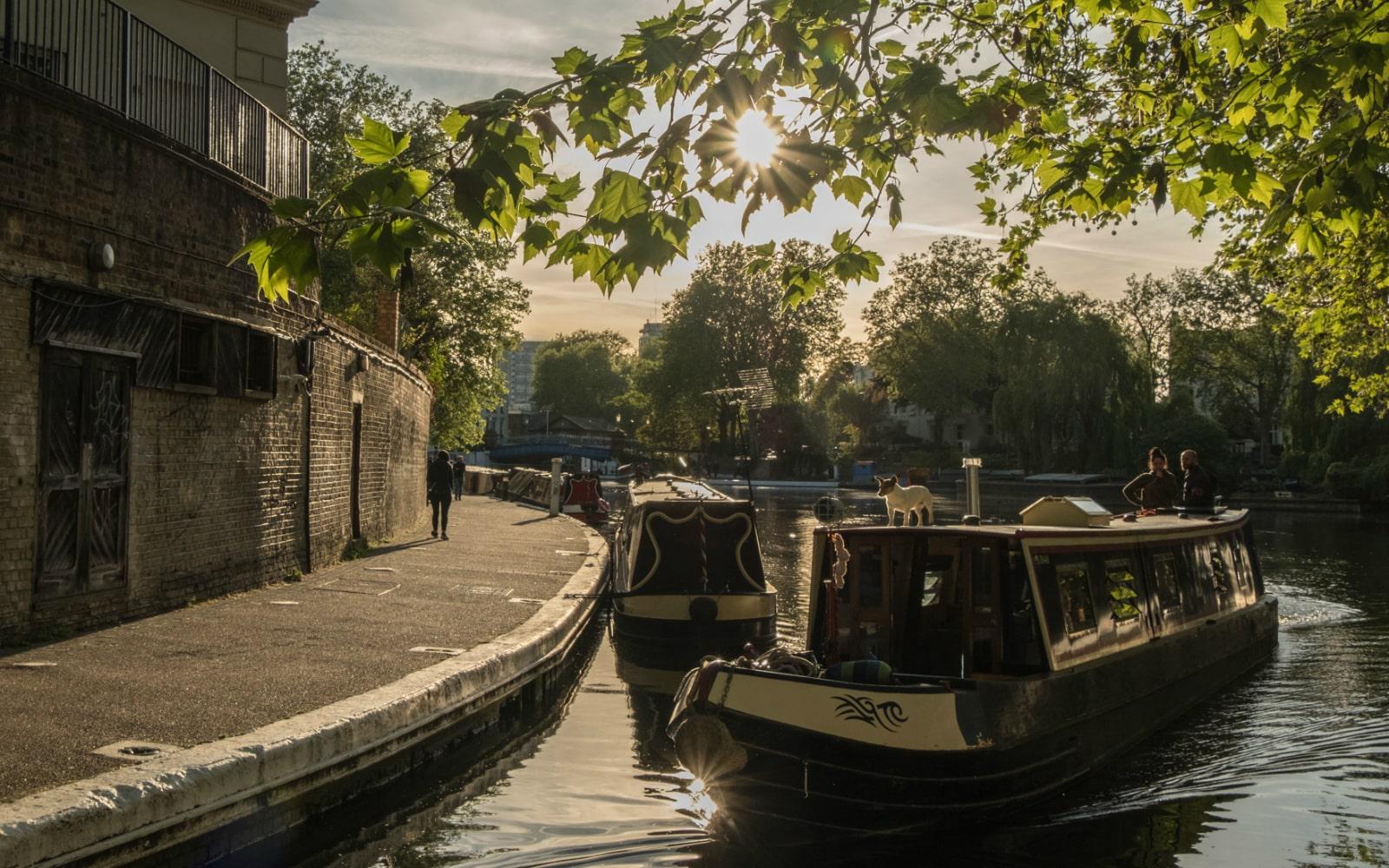 London: Little Venice image
