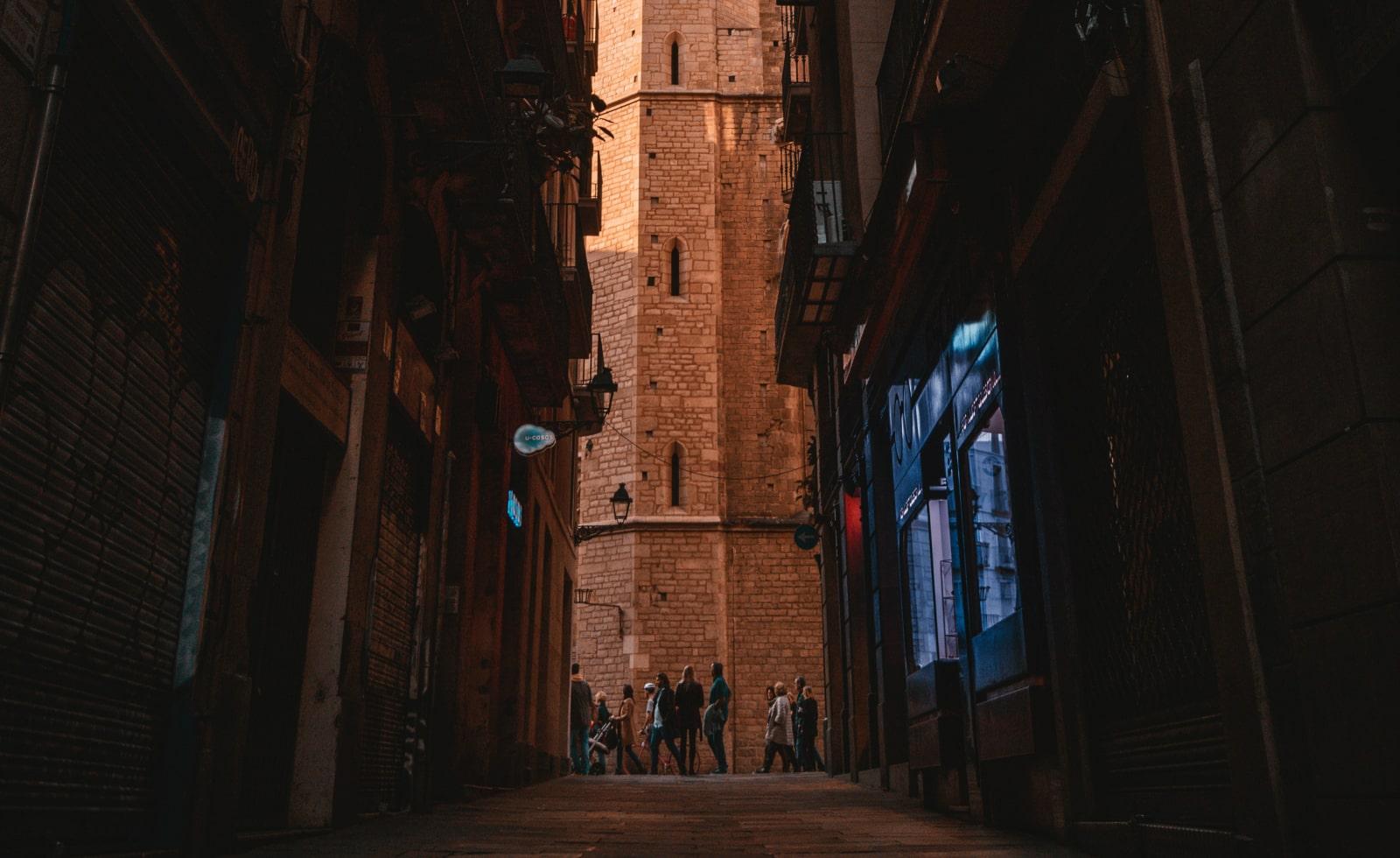Haunted Barcelona image