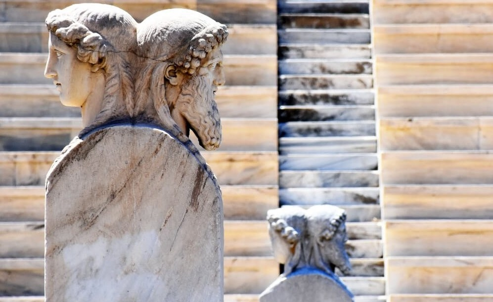 Greek Mythology in Athens image