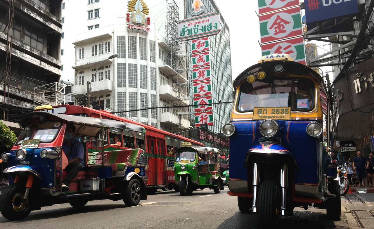 Bangkok's Chinatown  image