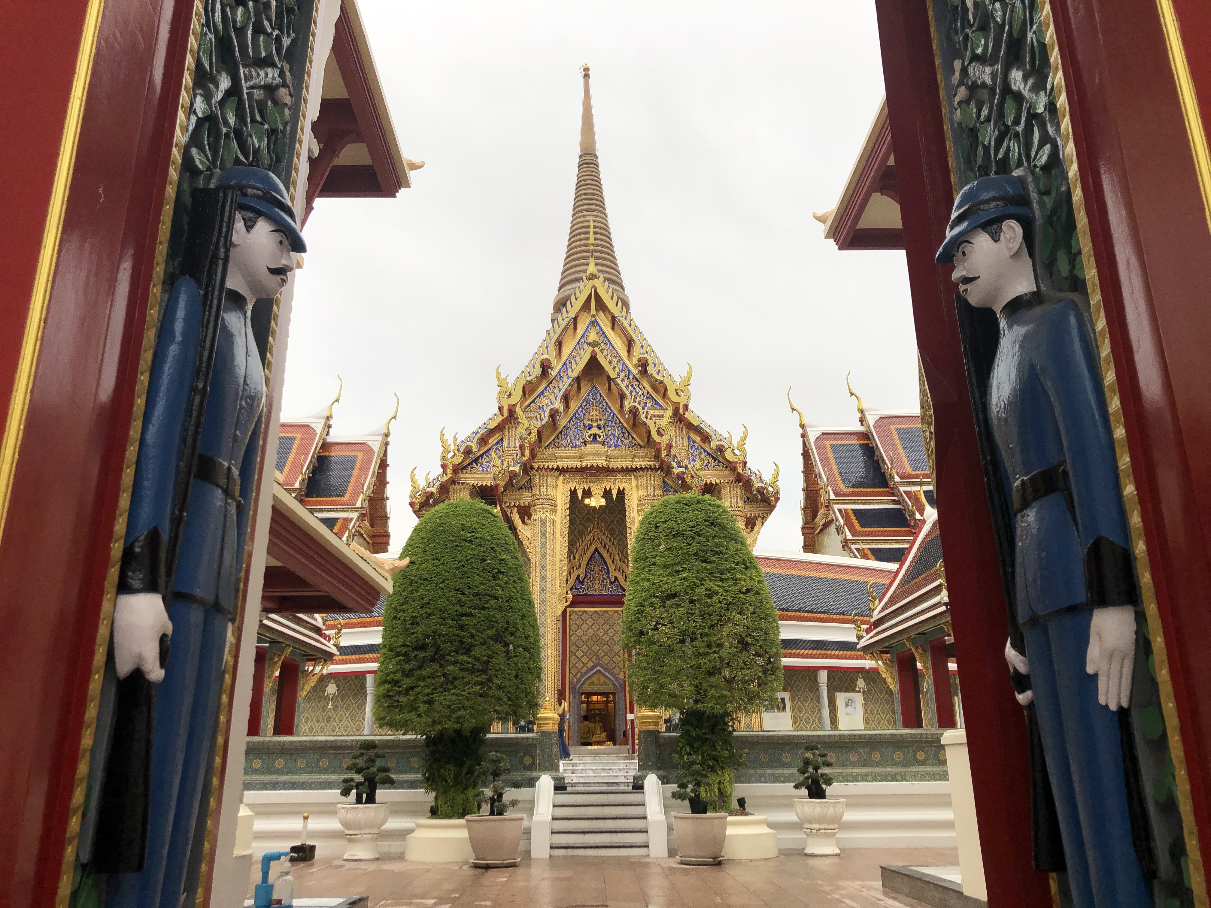 Bangkok's Old Town and Temples image