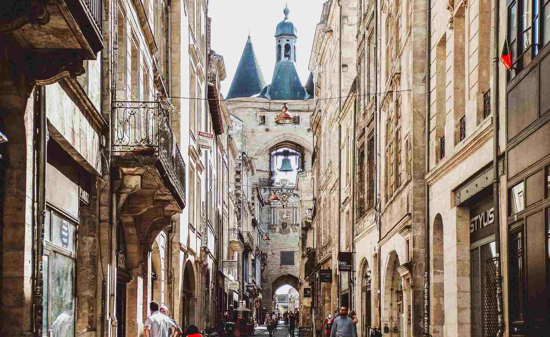 Old Town Bordeaux image