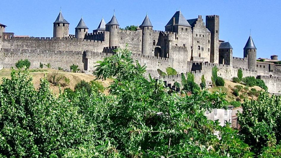 Medieval Carcassonne image