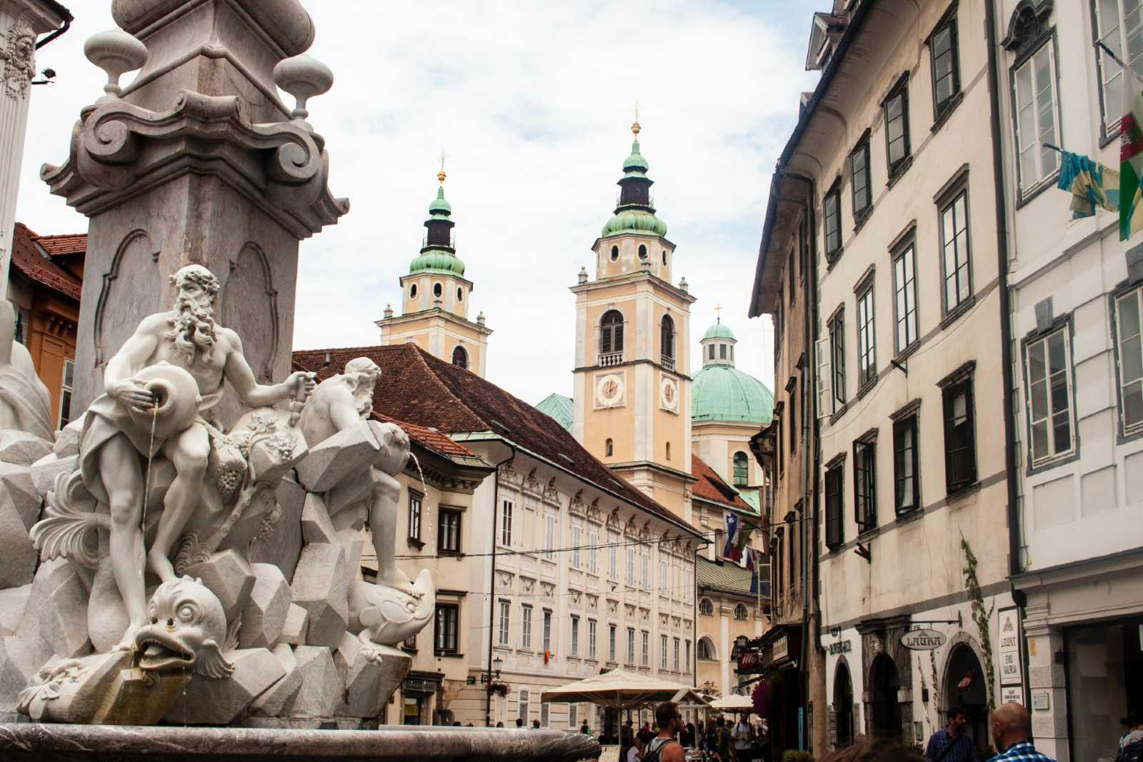 Illusions of Ljubljana image