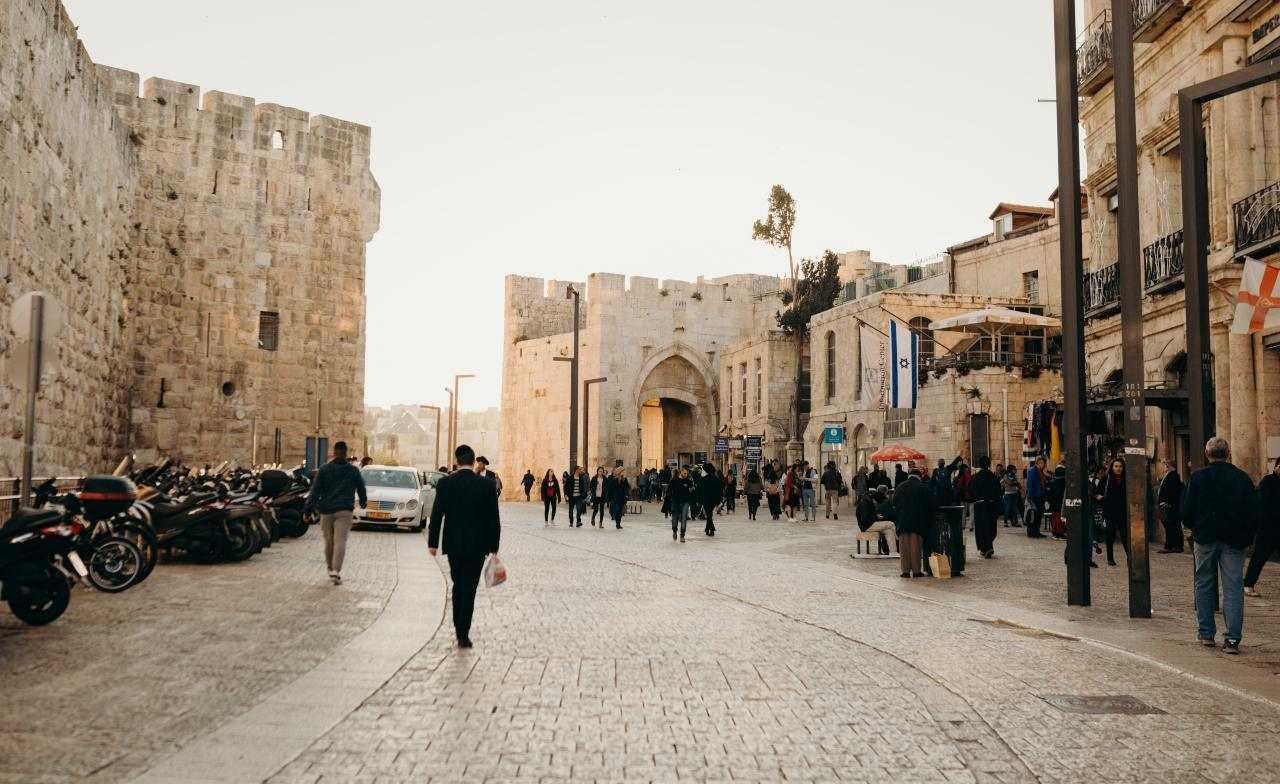 Discovering Planet Jerusalem  image