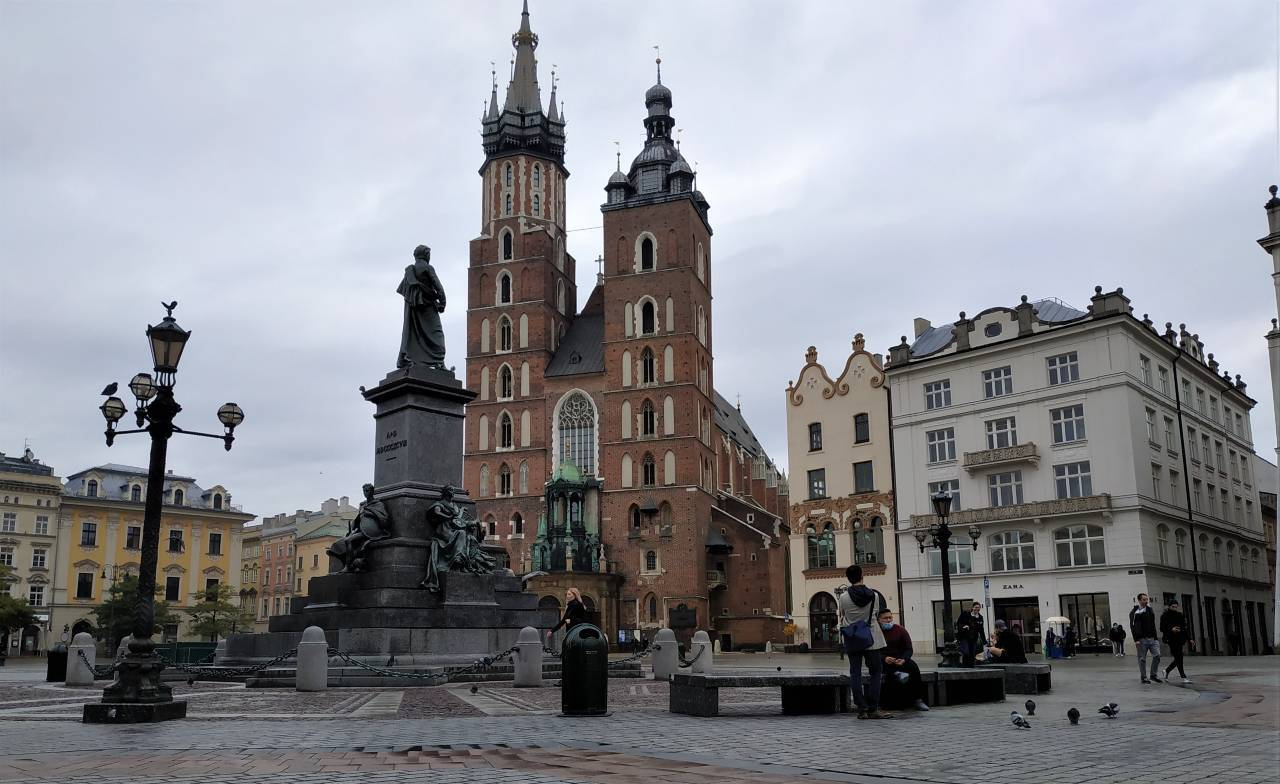 Krakow's Historical Old Town image