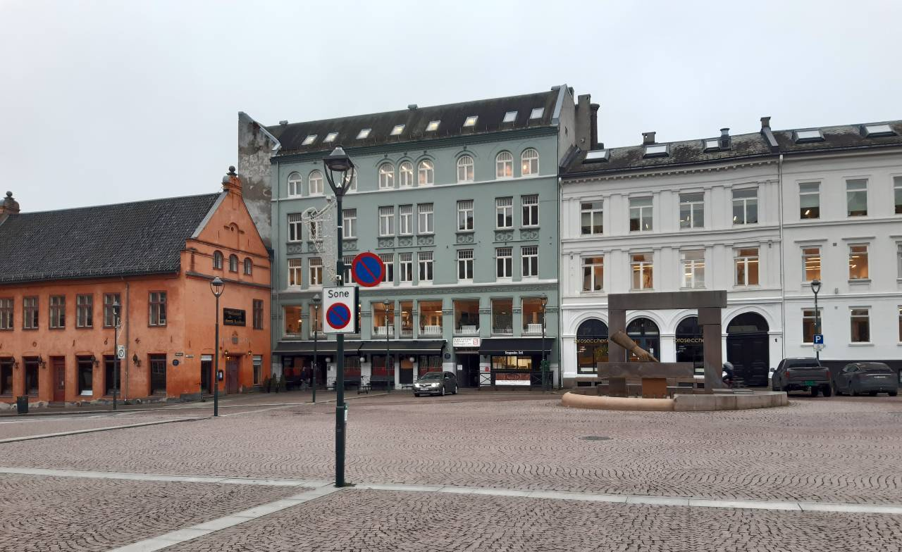 Oslo's Old Town City Exploration Game image