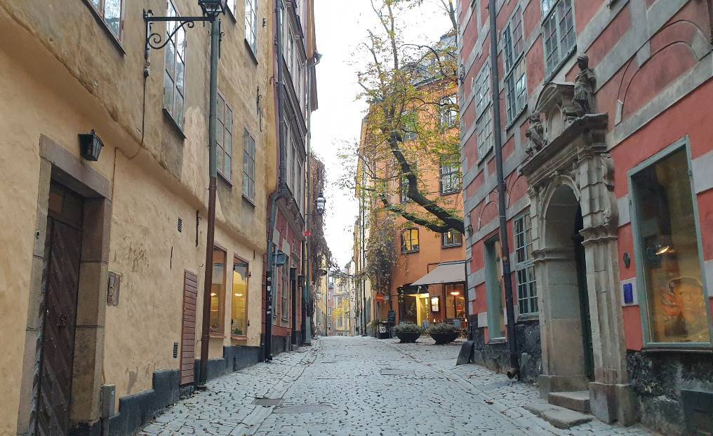 Stockholm's Old Town image