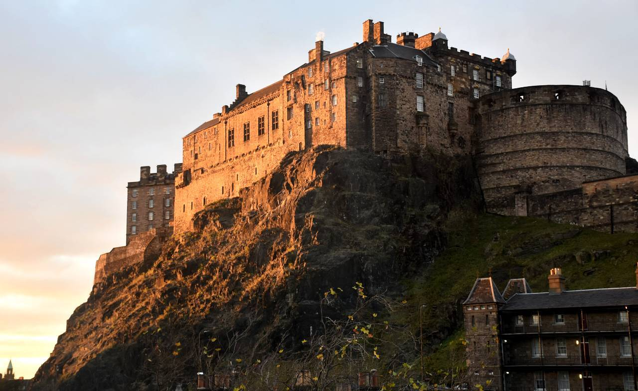 Gothic Edinburgh image