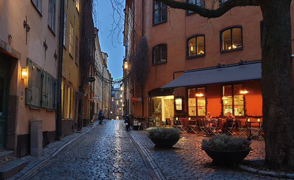 Haunted Stockholm image