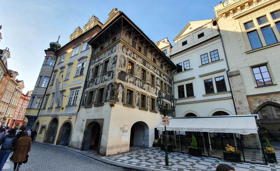 Franz Kafka's Prague (QUEST IN TEST MODE) image