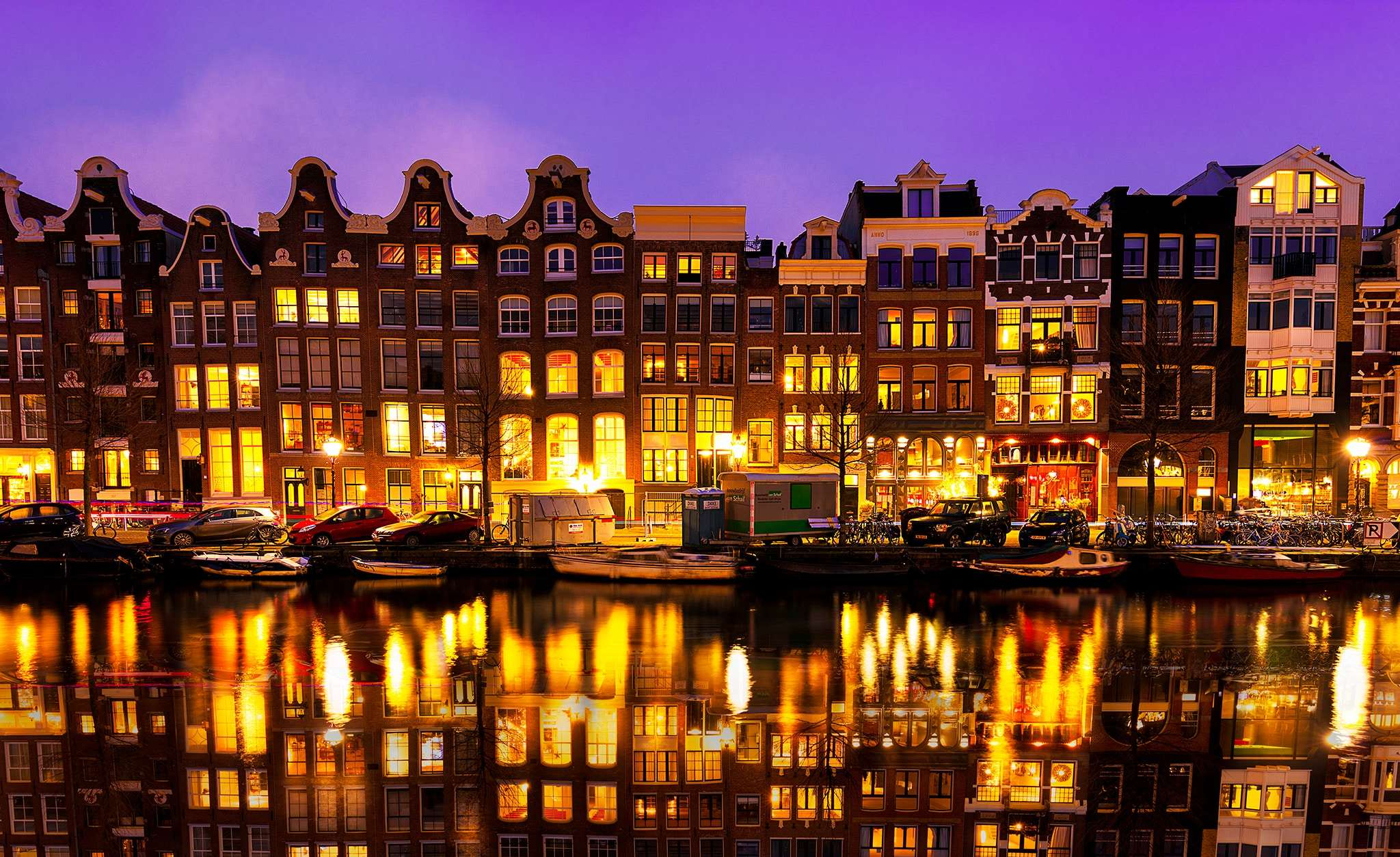Romantic Amsterdam (QUEST IN TEST MODE) image