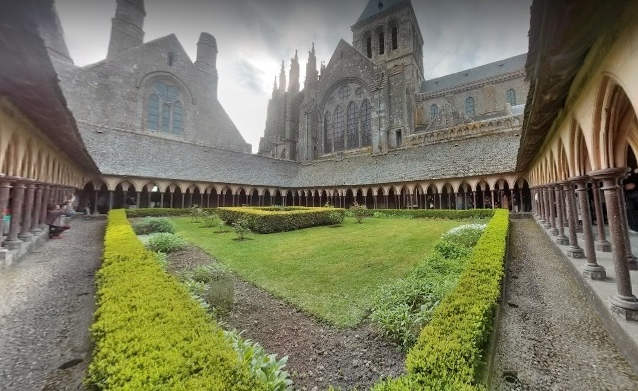 Highlights of Mont St Michel (QUEST IN TEST MODE) image