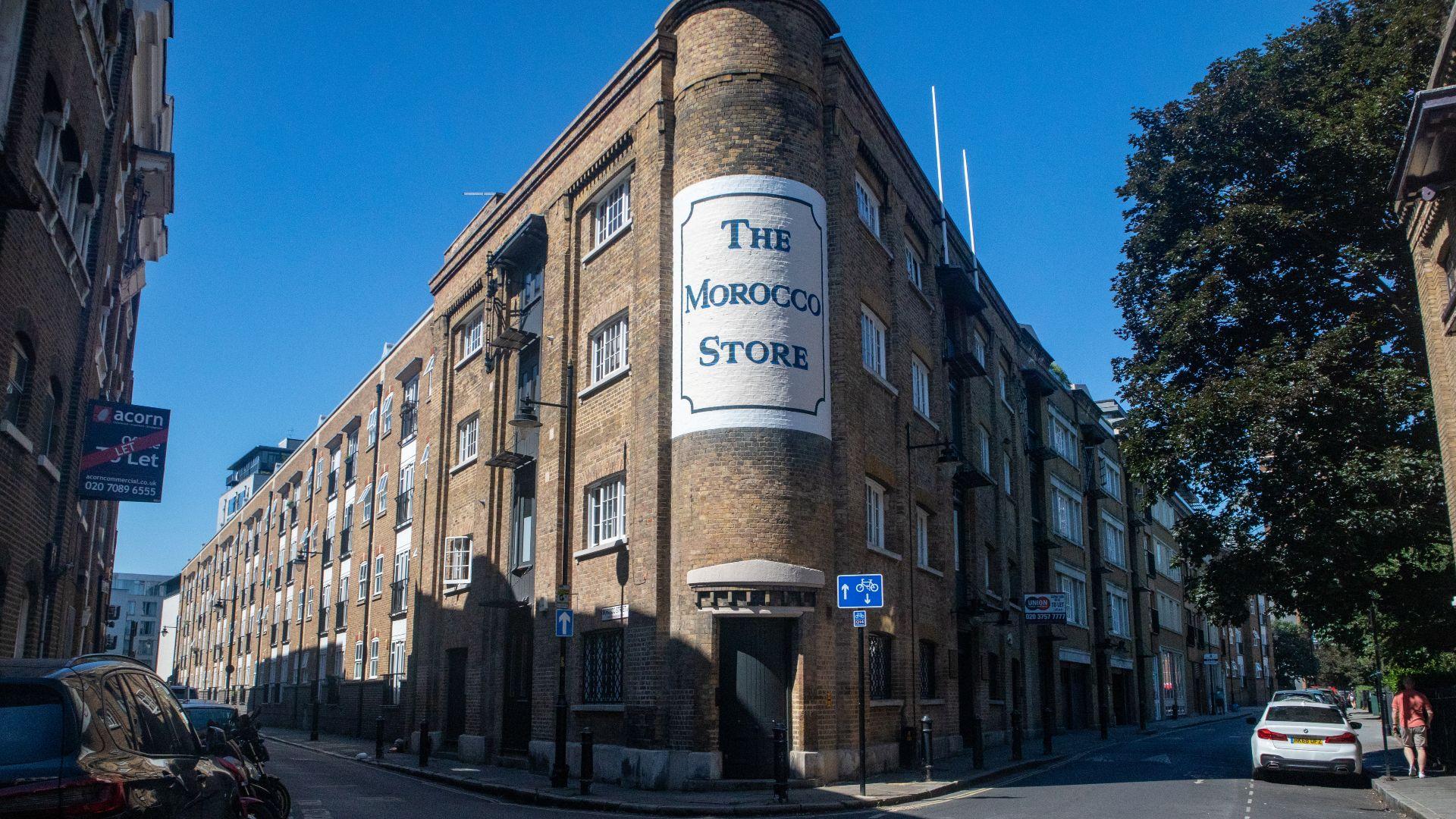 London's Bermondsey (QUEST IN TEST MODE) image